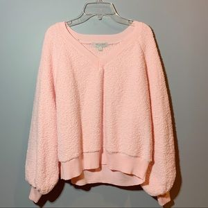 Women's Small Pink Sweater